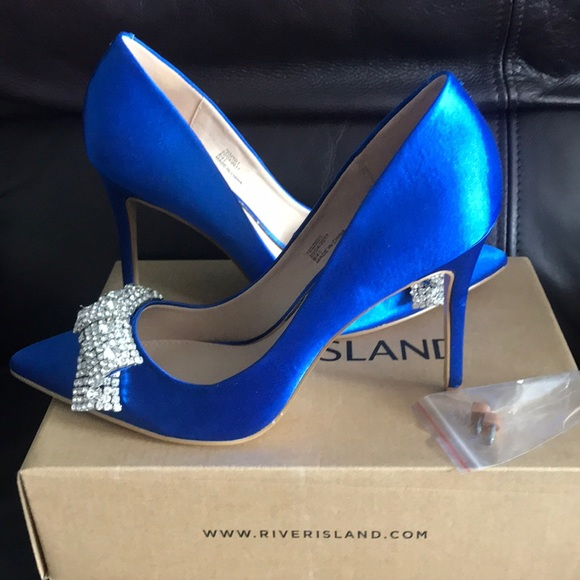 Size Lady Heels Shoe River Eur Island High 41 Uk8 dshQrotCBx